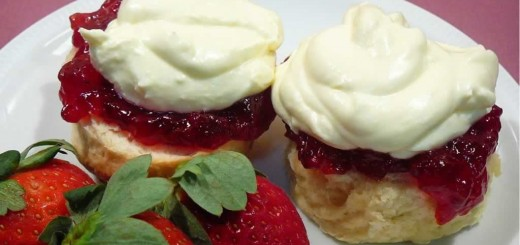 scone-jam-cream-delivery-Brisbane